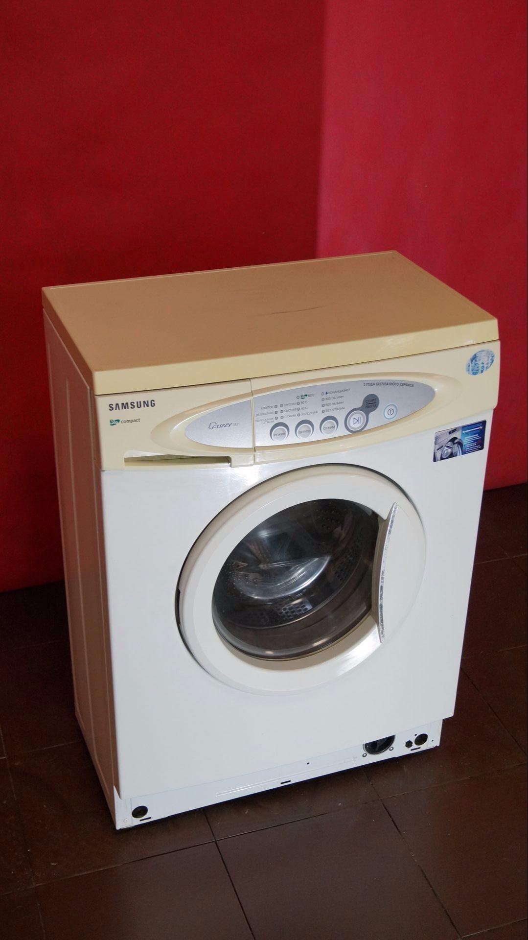 Ремонт стиральной машины samsung s821