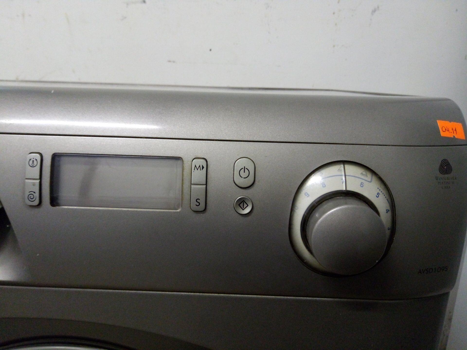 Zaktualizowano Стиральная машина Ariston AVSD 109 S RA33